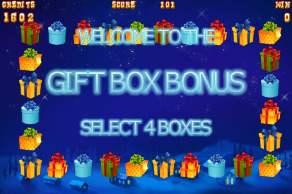 Screenshot Santa's Slot 2012