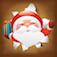 サンタ ジャンプ無限雪だるま回転フレンジー - クリスマスのための最高のゲーム